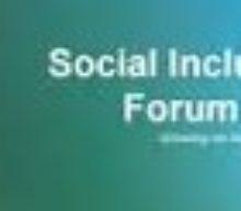 Social Inclusion Forum 2016