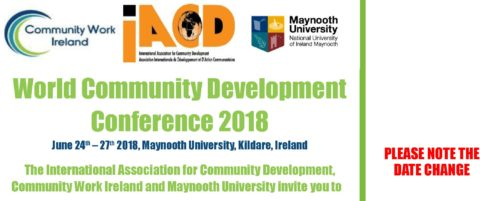 World Community Development Conference 2018